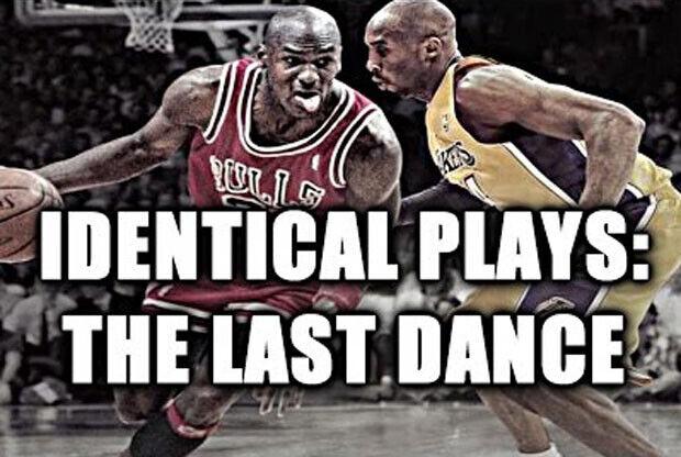 Michael Jordan y Kobe Bryant