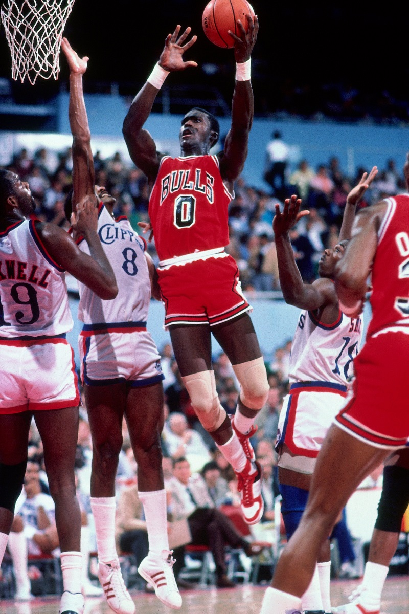 Chicago Bulls: Orlando Woolridge