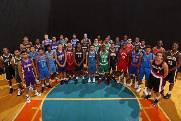 rookies NBA / GettyImages