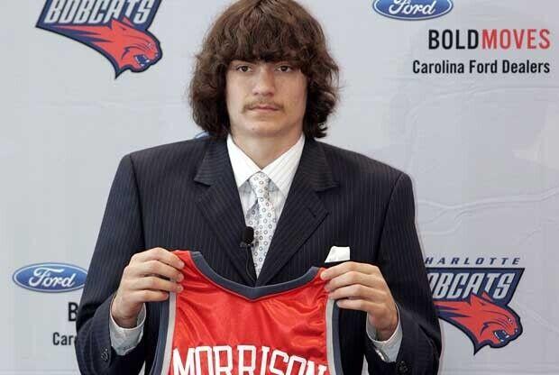 Adam Morrison era el jugador más sucio de la NBA