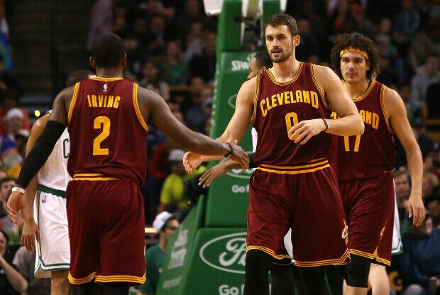 Cleveland Cavaliers, libre de lesiones