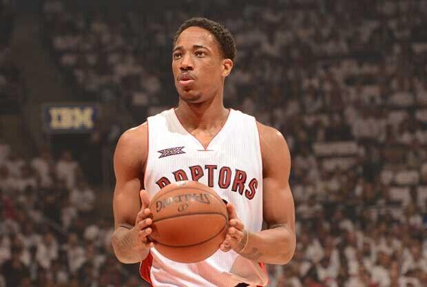 DeMar DeRozan no va a renovar con Toronto Raptors