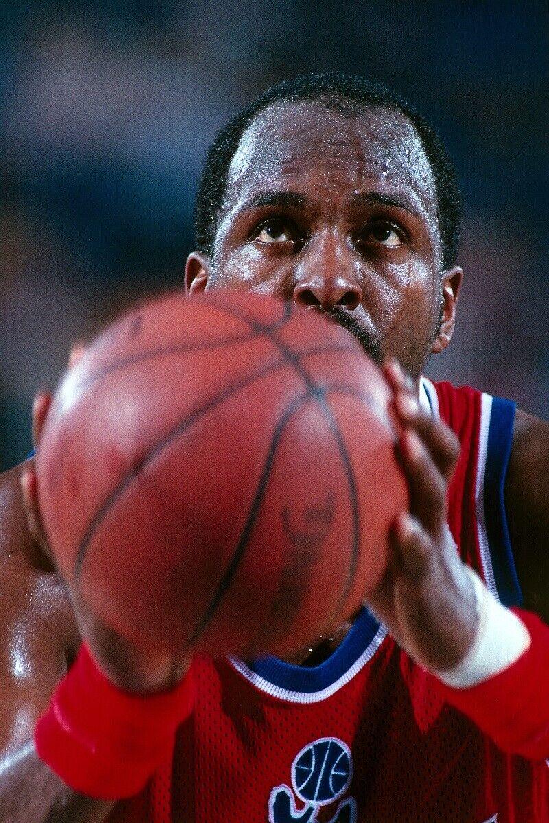 Washington Bullets v Sacramento Kings
