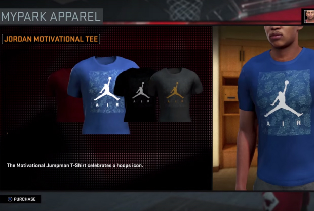 Pantallazo NBA 2K16