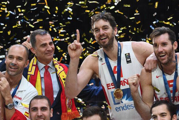 Pau Gasol, MVP del Eurobasket 2015