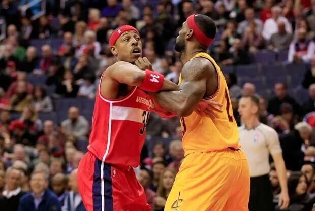 Paul Pierce y su odio hacia LeBron James