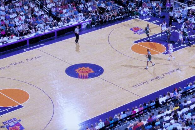 Phoenix Suns cancha