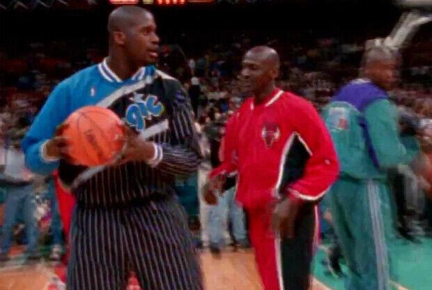 Shaq vs Jordan