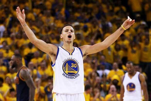 Stephen Curry, mejor tirador de todos los tiempos