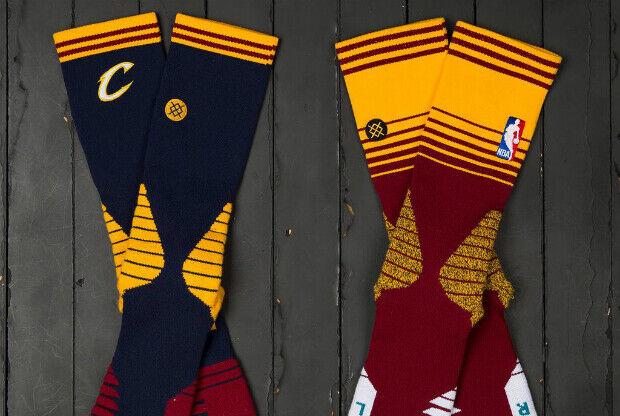 Los calcetines oficiales de la NBA son de Stance