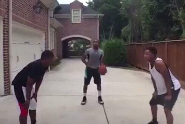 Rajon Rondo, la última víctima del imitador NBA