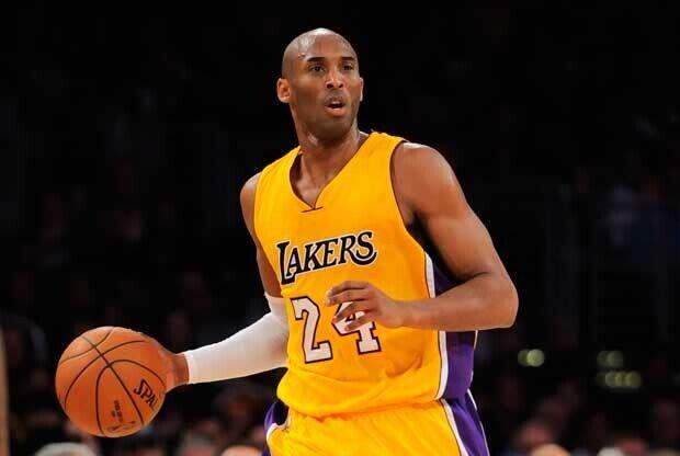Kobe Bryant, jugador de Los Angeles Lakers