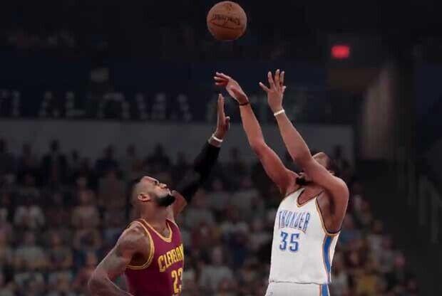 NBA 2K16 tráiler