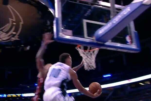 Aaron Gordon, ante Miami Heat