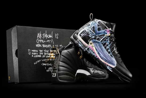 Zapatillas Nike Air Jordan XII