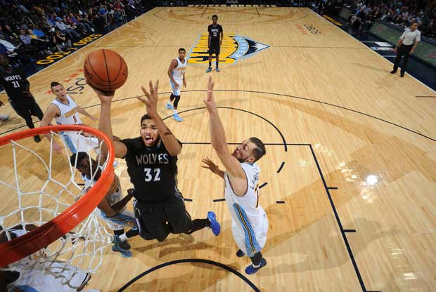 Karl-Anthony Towns, número 1 del Draft