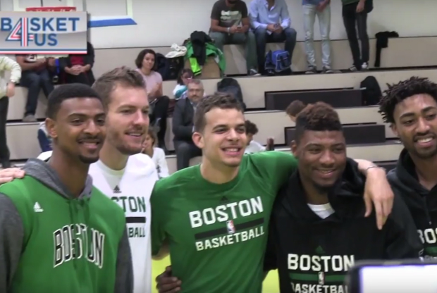 Jugadores de Boston Celtics