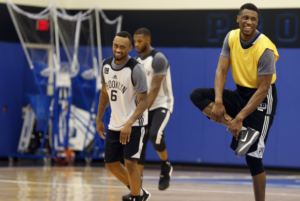 Brooklyn Nets ya está en pleno training camp