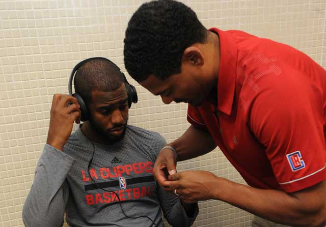 Chris Paul se fractura el dedo índice