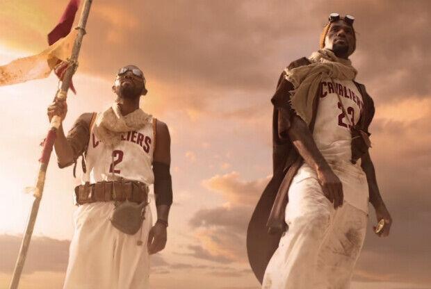 Cleveland Cavaliers en el desierto