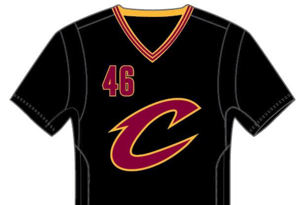 Uniforme Cleveland Cavaliers