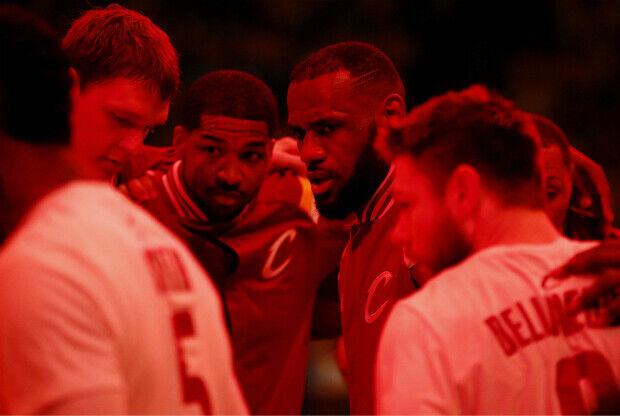 Cleveland Cavaliers es el favorito