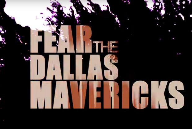 DallasMaverickshace un comercial al estilo Fear The Walking Dead
