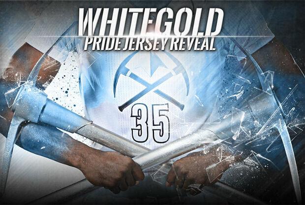 Denver Nuggets tiene nuevo uniforme alternativo