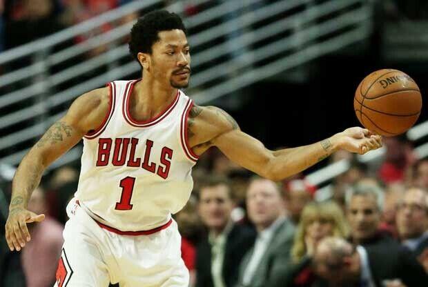 Derrick Rose jugará el partido inaugural de los Bulls