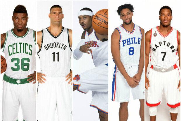 Previa de la Divsión Atlántico de la NBA