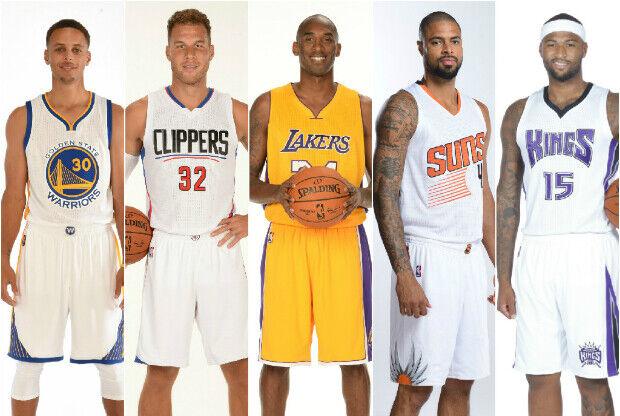 División Pacífico de la NBA