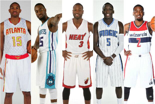 Estrellas de la División Sureste de la NBA