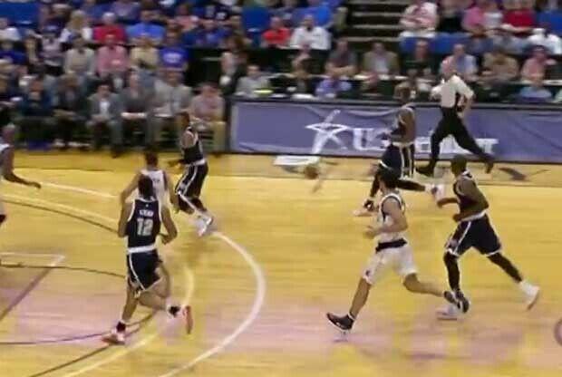 Conexión Russell Westbrook - Kevin Durant