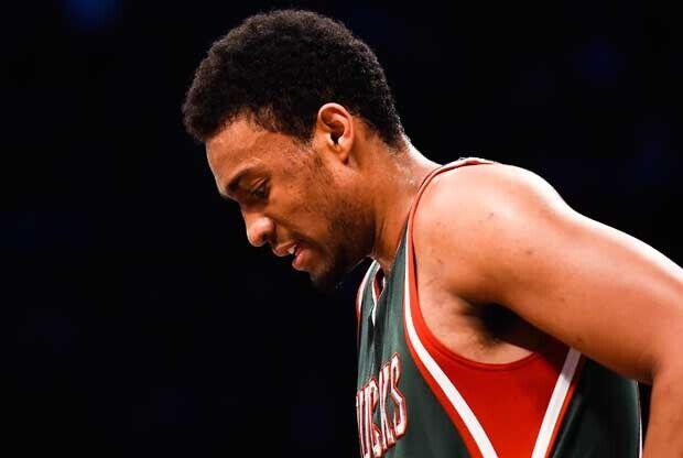 Jabari Parker no jugará el amistoso de pretemporada entre Milwaukee Bucks y Chicago Bulls