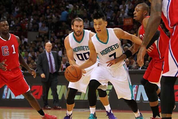 Jeremy Lin hace vibrar a los aficionados chinos