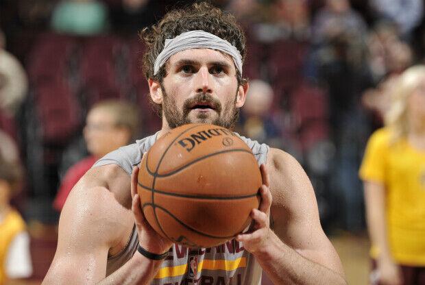 Kevin Love vuelve a jugar con Cleveland Cavaliers