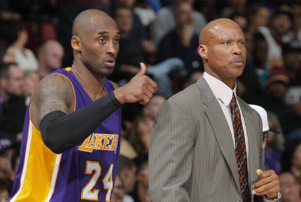 Kobe Bryant y Byron Scott están en la misma página