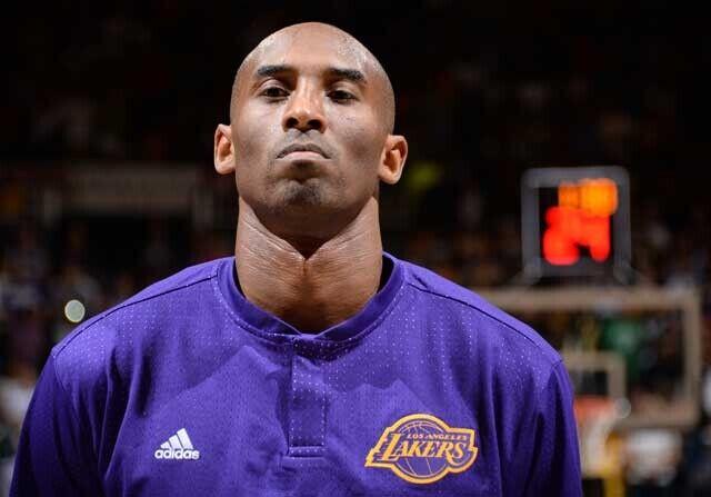 Kobe Bryant, estrella de Los Angeles Lakers