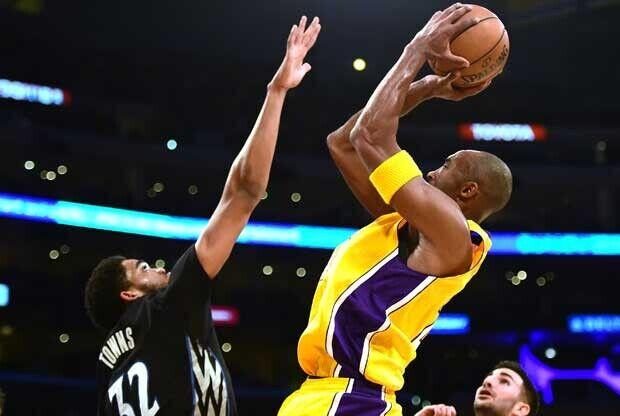 El retorno de Kobe Bryant