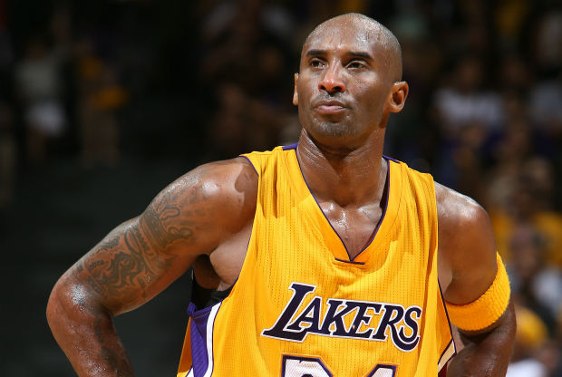 Kobe Bryant, jugador de Los Angeles Lakers