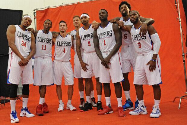 Los Angeles Clippers de la temporada 2015-16