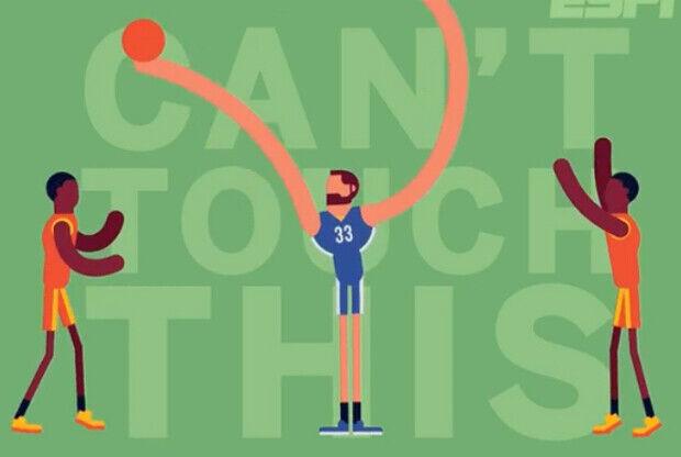 Marc Gasol es el pívot más dominante de la NBA