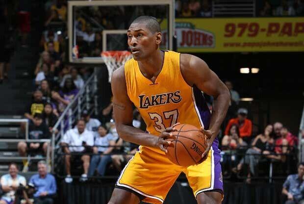 Metta World Peace pide más hombría en la NBA