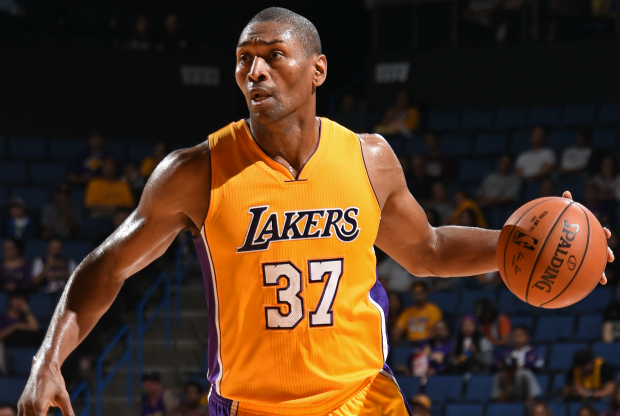 Metta World Peace confía en Los Angeles Lakers