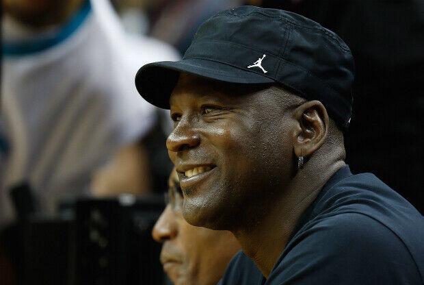 Michael Jordan en China