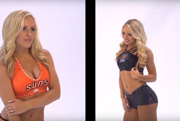 Cheerleaders de Phoenix Suns
