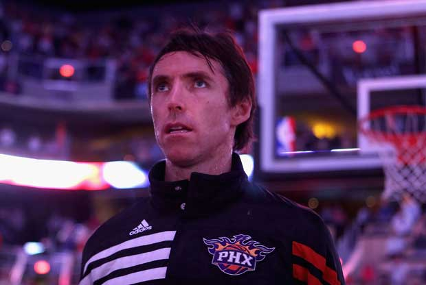 Steve Nash en Phoenix Suns