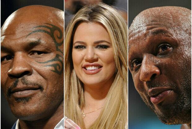 Mike Tyson da su opinión de la relación entre Lamar Odom y Khloe Kardashian