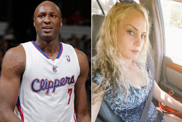 Monica Monroe es la prostituta que encontró inconsciente a Lamar Odom