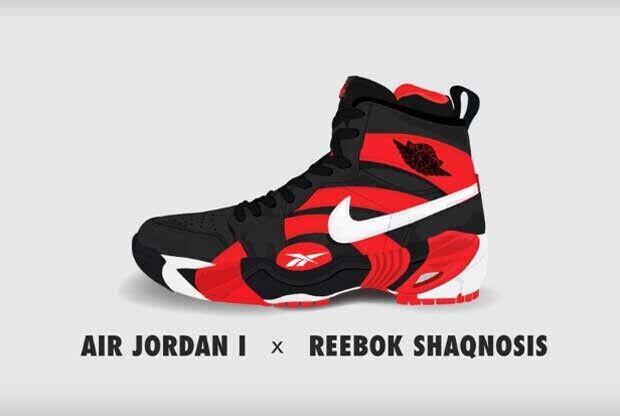 La fusión de las zapatillas más icónicas